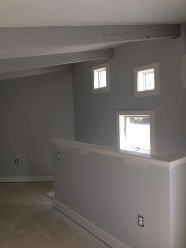 Construction Octogon Interior 2