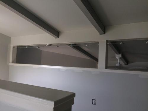 Construction Octogon Interior 5