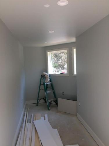 Construction Octogon Interior 7