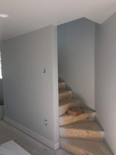 Construction Octogon Interior 8