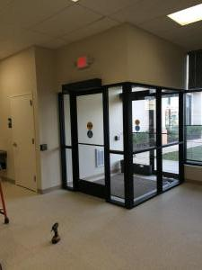 Social Security Project | automatic door