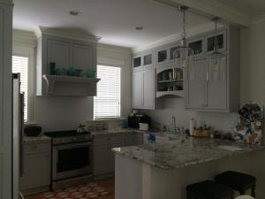 Brick House Renovation | Kitchen after