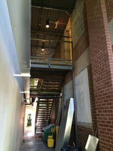 Bottling Works Project | Stairs