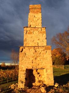 Winery Chimney after